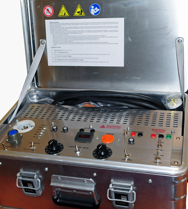 LD Cowley Z32 Electrical Test Set