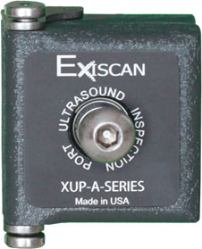 Exiscan Ultrasound Port Closed